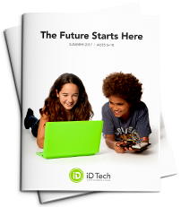 iD Tech Brochure